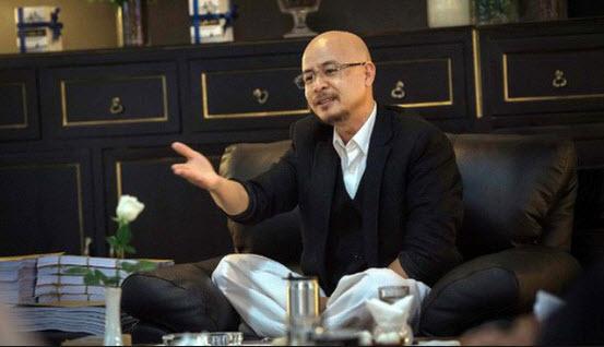 Ông chủ Trung Nguyên Đặng lê Nguyên Vũ: Tiền để làm gì?