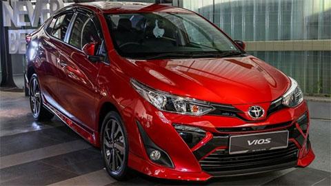 Toyota Vios 2020 giá bao nhiêu? khi nào về Việt Nam?