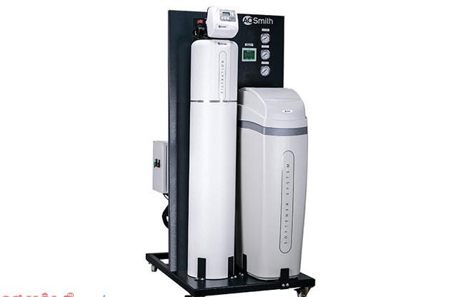 Đánh giá máy lọc nước đầu nguồn A.O. Smith System 103 tại TP Vinh, Nghệ An